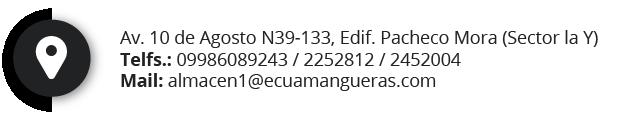 Contáctanos, estamos en Quito, Guayaquil y todo el Ecuador